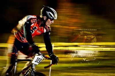 foto panning balap sepeda